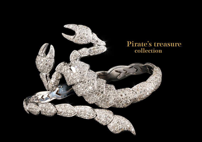 Project Category: <span>pirate's treasure</span>